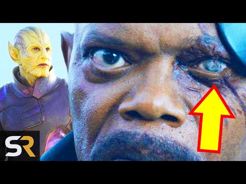 Marvel Theory: How Did Nick Fury Lose His Eye in the MCU?