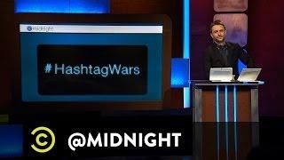 #HashtagWars - #FailedBusinesses -  @midnight with Chris Hardwick