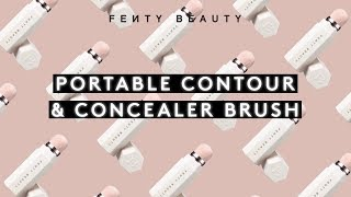 PORTABLE CONTOUR and CONCEALER BRUSH banner image