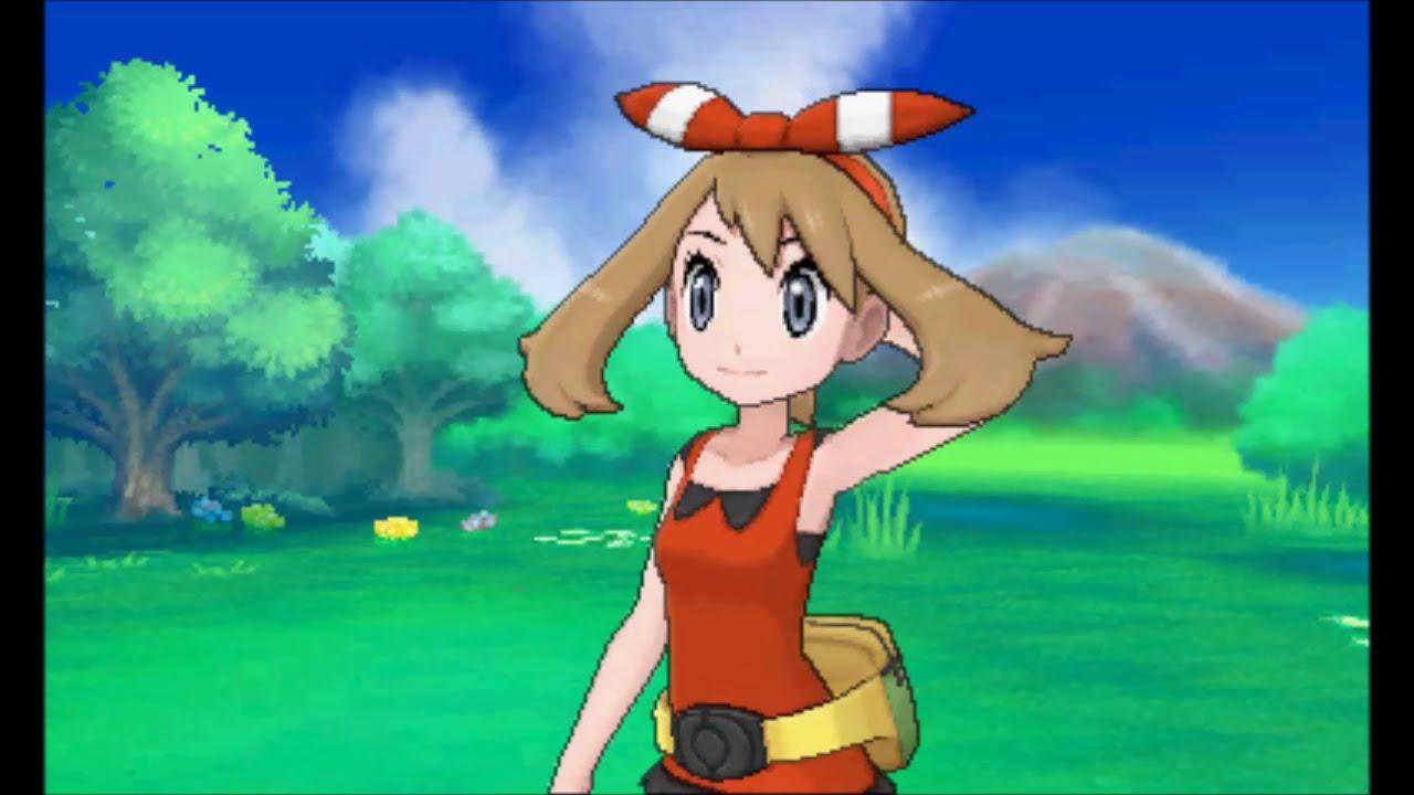 Pokemon Omega Ruby Alpha Sapphire Walkthrough Part 1