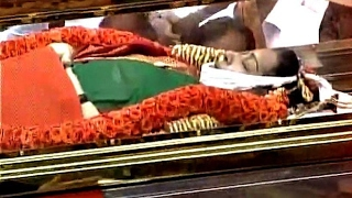 Jayalalithaa Dead Body only Came Says Doctor