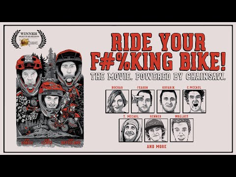 FOX MTB | RIDE YOUR F#%KING BIKE! | FEATURING KIRT VOREIS, J
