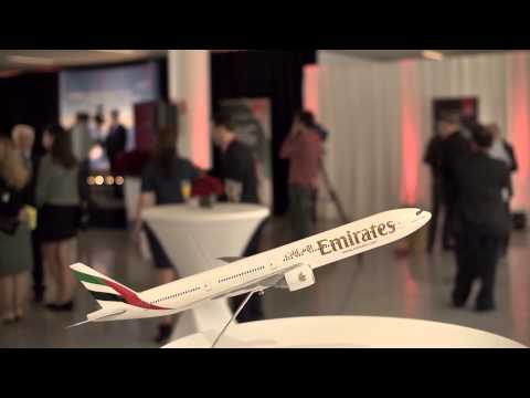 Brussels welcomes Emirates