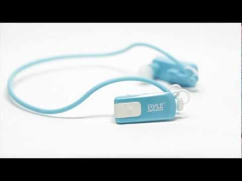 Pyle Audio Waterproof MP3 Player Review
