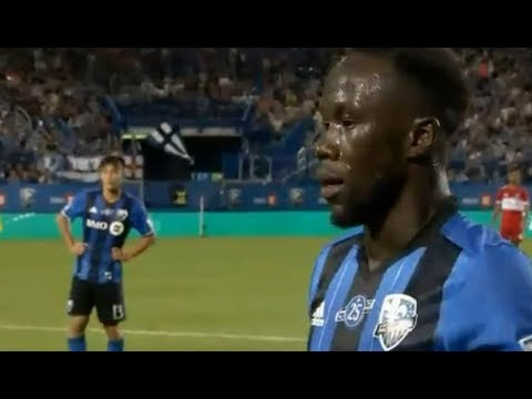 Bacary Sagna Debut vs Chicago Fire Highlights | Montreal Impact vs Chicago Fire 18/08/2018