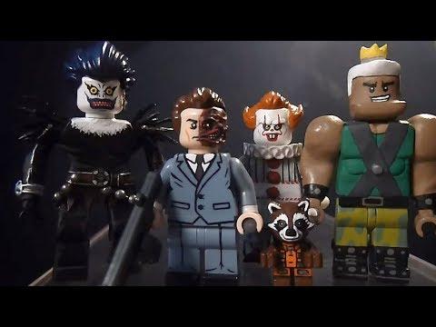Various Custom Lego Minifigures Episode 3