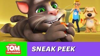 Sneak Peek - Talking Tom and Friends (Episode 47 Trailer)