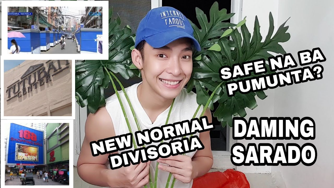 NEW NORMAL SA DIVISORIA | NAMILI PARA SA ROOM RENOVATION KO + HAUL ( KATAKOT? )