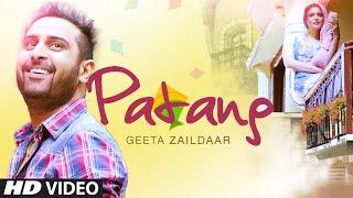 """Geeta Zaildar New Song"": PATANG (Official Video) | Music: Desi Crew | Album: 302"