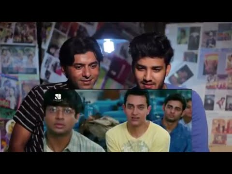 Pakistani Reacts To   What is a machine   Funny scene   3 Idiots   Aamir Khan   Reaction Express 2