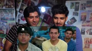 Pakistani Reacts To | What is a machine | Funny scene | 3 Idiots | Aamir Khan | Reaction Express 2