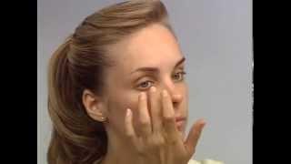 Секреты макияжа Уход за кожей лица Видео урок 2 Luhshe.Net