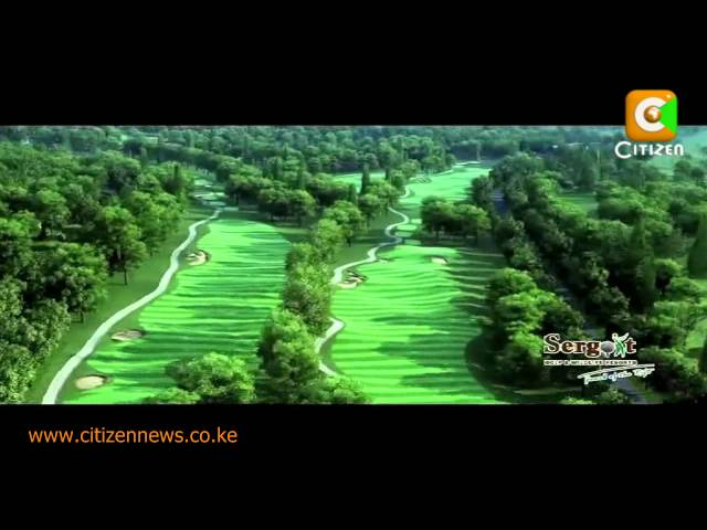 Sergoit Golf Resort Launched
