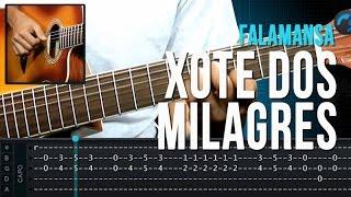 Falamansa - Xote dos Milagres (aula de violão)