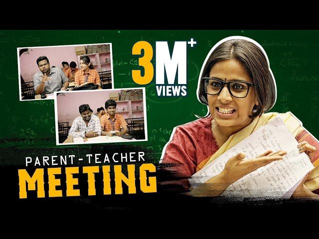 Parent - Teacher Meeting    Mahathalli