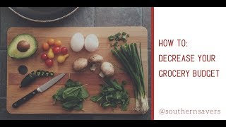 How to Cut Your Grocery Budget + Live Q&A