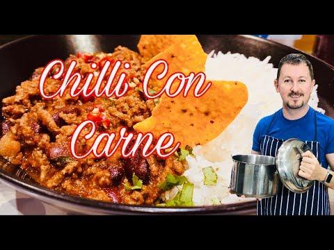 Chilli Con Carne - Inc Tips And Secret Ingredient - Al's Kitchen