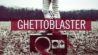 Ghettoblaster [ Electronic Upbeat Hip Hop Instrumental ] Free DL No Tags 2014