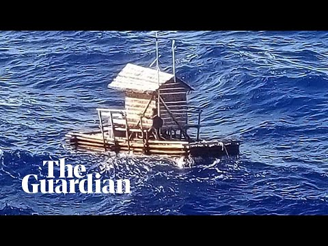 How An Indonesian Teenager Who Survived 49 Days Adrift At Sea Was Rescued