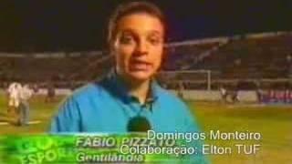 Fortaleza 2 x 0 Avaí (2002)