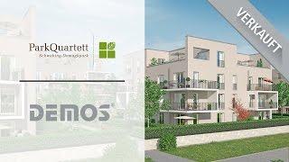 Neubauprojekt - Eigentumswohnungen in München-Schwabing - Park Quartett - DEMOS