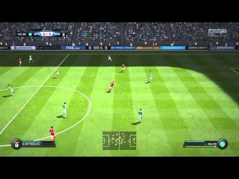 Fifa 16 Sporting - Benfica