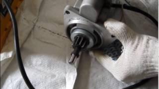 Проверка работоспособности стартера на ВАЗ 2114