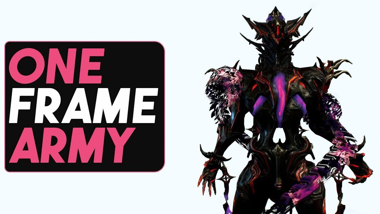 Warframe: The Ultimate One Man Army Farm - Blood Altar Nekros