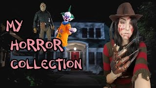 MY HORROR COLLECTION |HORRORWEEN|