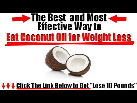 how-to-eat-coconut-oil-for-weight-loss
