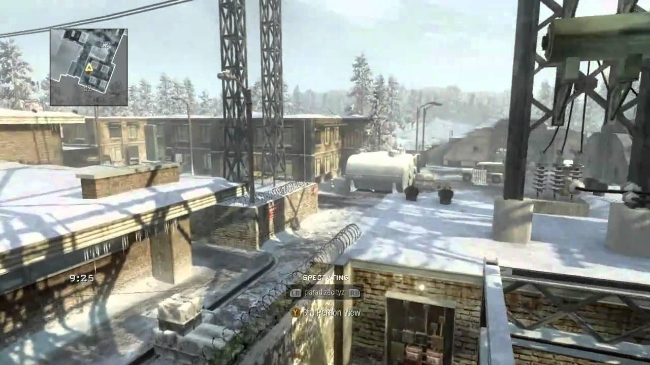 call of duty black ops  grid map overview  youtube - call of duty black ops  grid map overview