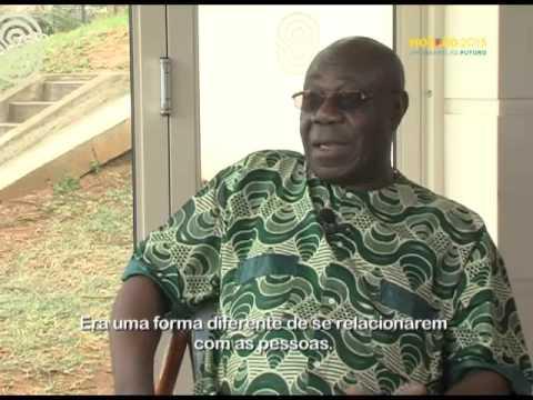 MOZEFO - Manu Dibango Entrevista