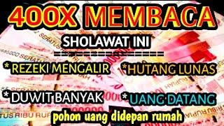Download lagu Keutamaan Sholawat Sajarotun Nukud🔸Mendatangkan Uang🔹Pohon Uang