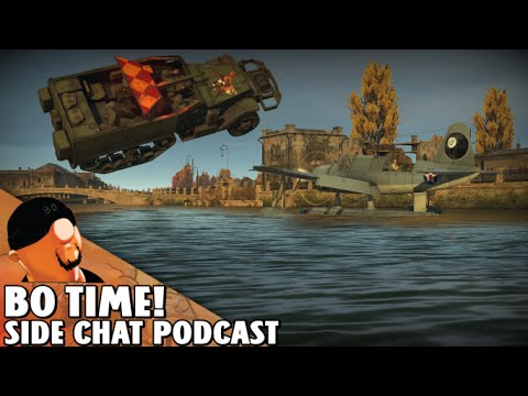 Side Chat Podcast - Douglas Aircraft Company Ep. 40