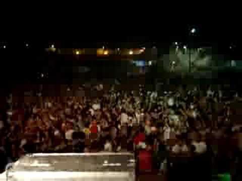 DJ ICON @ Floridance Festival in Cadiz, Spain 09.06.08