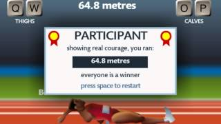 QWOP 100.2 Meter Run:QWOP part 2