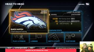 Madden 25 Team Play - GET THE EXCUSE BOX - Madden 25 Gameplay