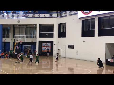 NYS Lions VS Evergreen Ghost Ballers Nikkei Tournament 2017