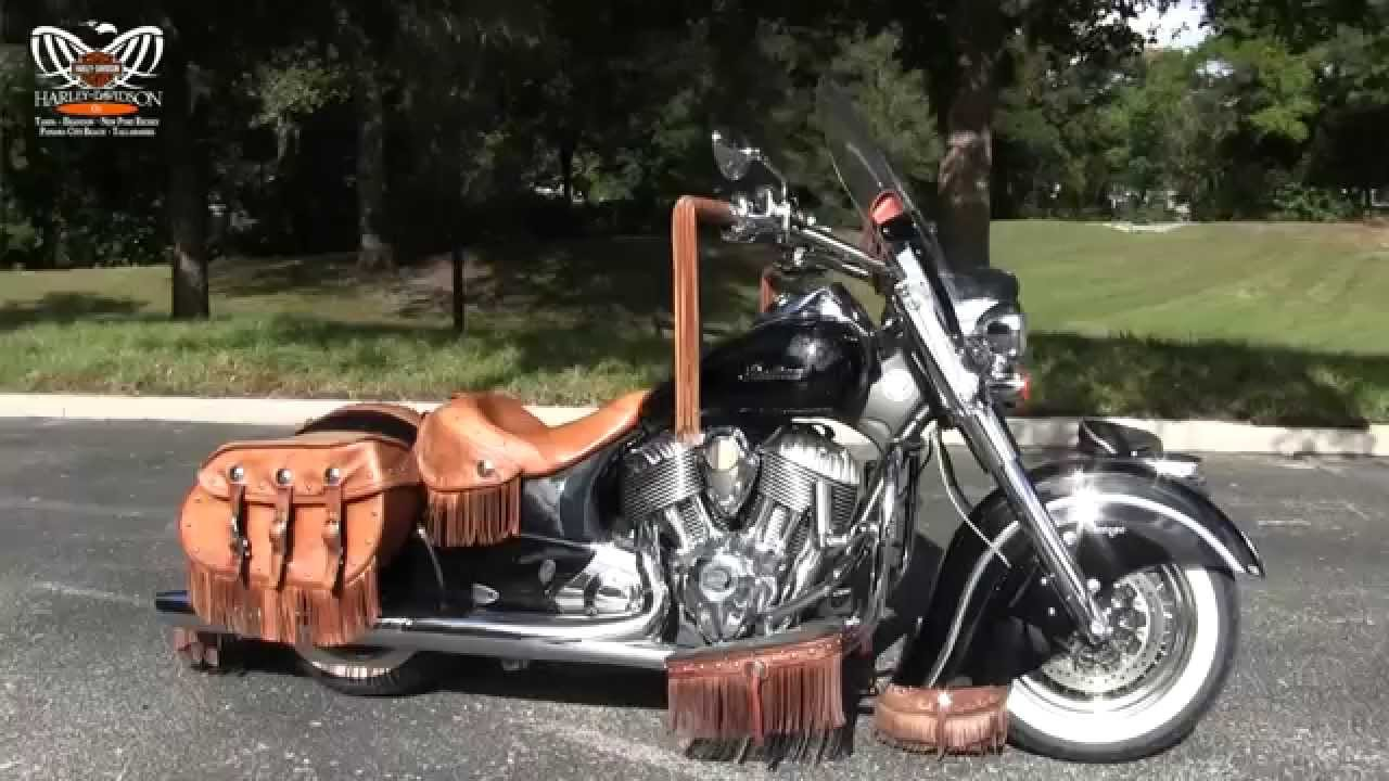Used Indian Chief Vintage Motorcycles For Sale In Brandon Florida