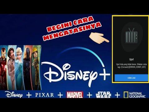 Cara Daftar Atau Berlangganan Disney Plus Hotstar (menggunakan Paket Disney Plus Hotstar Telkomsel)