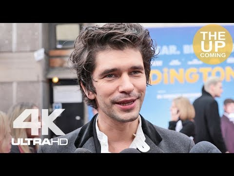 Ben Whishaw on Paddington 2 and Mary Poppins Returns   at world premiere