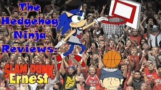 Slam Dunk Ernest - The Hedgehog Ninja