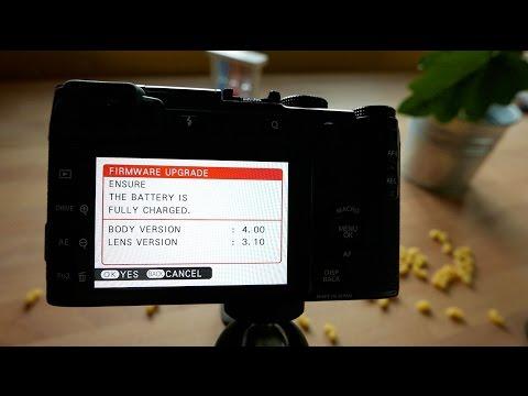 EP.80 Fujifilm X-E2 Firmware 4 0 อัพแล้วมีอะไรบ้าง