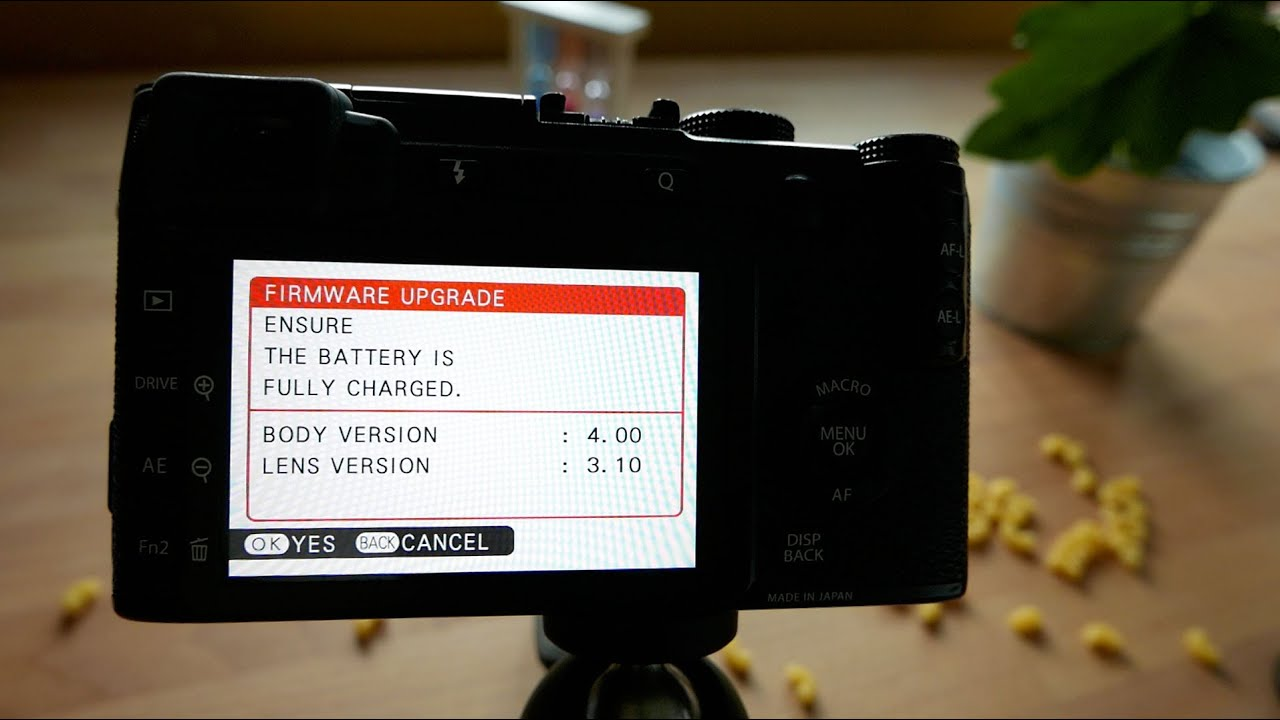 Fujifilm x-t2 firmware 4. 0 120fps & internal f-log testing youtube.