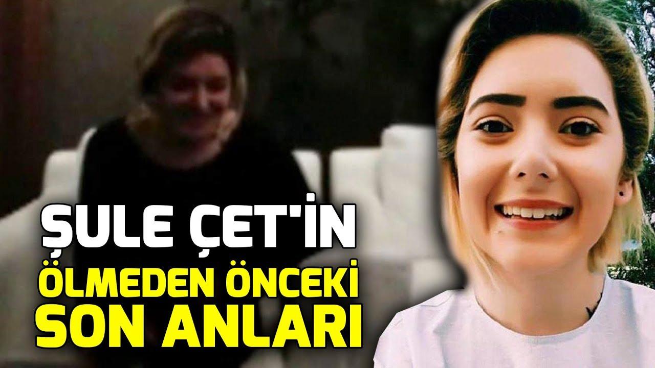 Çağatay Aksu: Şule Çet'in Plazada ölmeden önceki Son Anlarına Ait
