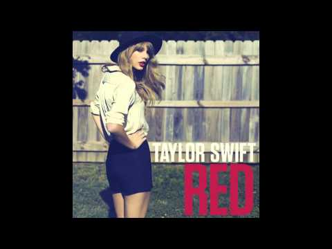 Taylor Swift- RED Acoustic (ONLY AUDIO)
