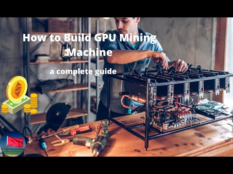 How To Build An Ethereum GPU Mining Rig