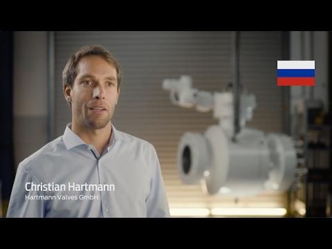 Hartmann Valves & Wellheads – имеджевый фильм