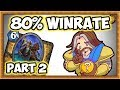 Hearthstone: 80% Winrate Rank 10 To 5 - Secret Paladin (Part 2)