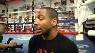 Andre Ward on fighting Gennady Golovkin (Video: Roc Nation Sports)